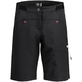 Maloja CardaminaM. Multisport Shorts Dames, moonless